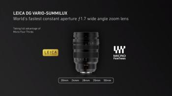 LEICA DG VARIO-SUMMILUX 10-25mm F1.7 ASPH